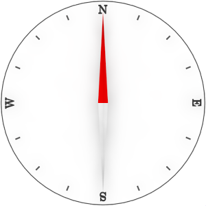 Simple Compass & simple Level simple