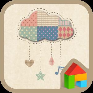 Quilt Cloud Dodol Theme