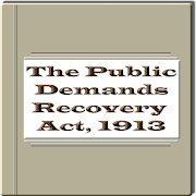 Bangladesh -The Public Demands Recovery Act 1913