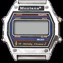 Montana clock