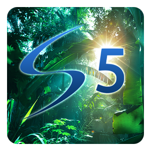 Galaxy S5 Jungle LWP