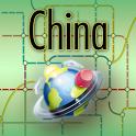 China Map china