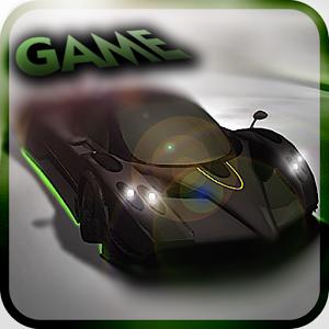 High Speed Race Car