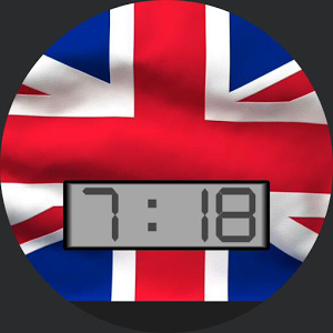 UK Flag for WatchMaker battery guide watchmaker