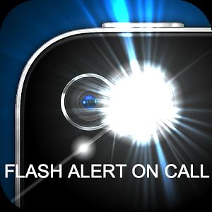 Flash Alert on Call