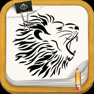 Draw Tribal Tattoo Ideas