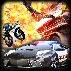 Crazy Police Pursuit