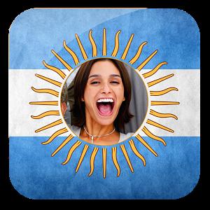 Argentina Flag Frames