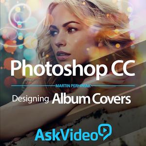 Photoshop: Album Cover Design
