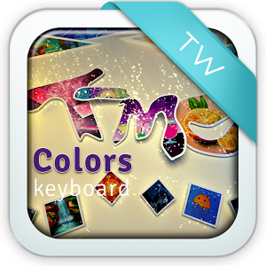 T-me Colors Keyboard