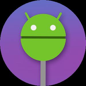 Lollipop 5.0 Go Launcher Theme