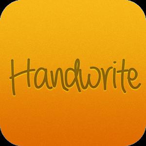 Handwrite Font Flipfont Free