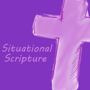 Situational Scripture scripture memory