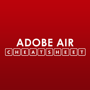 Adobe Air Cheat Sheet Free