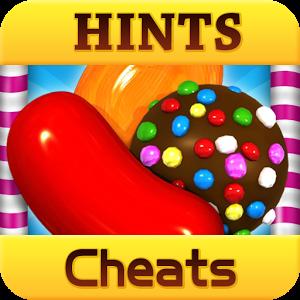 Candy Crush Saga Hints Cheats