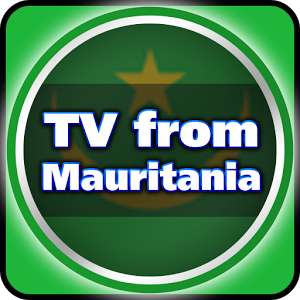 TV from Mauritania brown mauritania radios