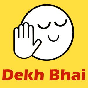 Dekh Bhai Meme Generator