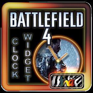 Battlefield 4 Widget Clock