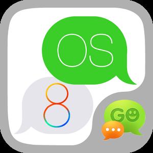 OS 8 Green GO SMS