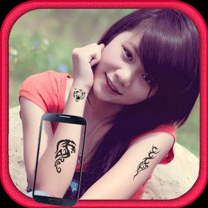Insta Tattoo - Tattoo on Photo