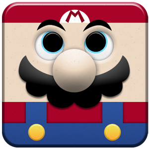 Super Mario Bounce super bounce out game