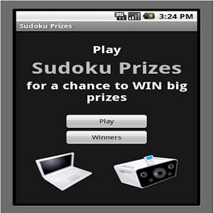 Sudoku Prizes win prizes