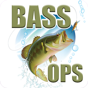 Bass Ops-GPS Fishing APP rapala pro bass fishing