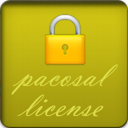 Pacosal License