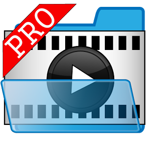 Folder Video Player - PRO brush folder player