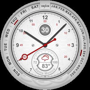 Weise Watch Premium Watch Face