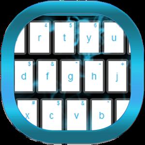 Blue Flame GO Keyboard