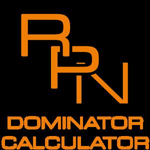 RPN Dominator Calculator