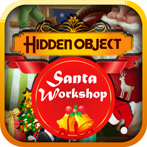 Hidden Object - Santa Workshop