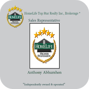 HomeLife Top Star Anthony