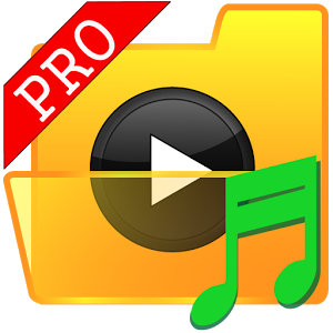 Folder Music Player (MP3) PRO folder music simple