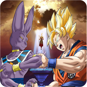 Dragon Ball Z Bills Battle
