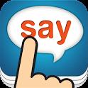 Tap & Say - Speak Phrase Book