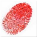 Fingerprint Red fingerprint id