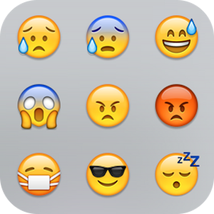 Emoji Keyboard - iOS 7 Emoji emoji phone rocket