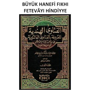 Hanefi Fıkhı Fetevayı Hindiyye cekak hanefi kisah