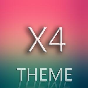 MIUI X4 - Theme