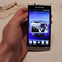 Sony Ericsson Xperia Arc Theme sony theme xperia