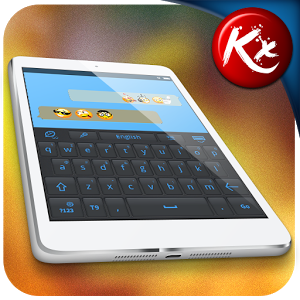 Kx Dark Keyboard