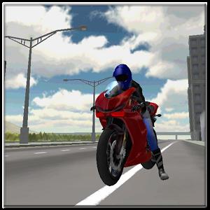 Stunt Bike Ride Simulator bike simulator